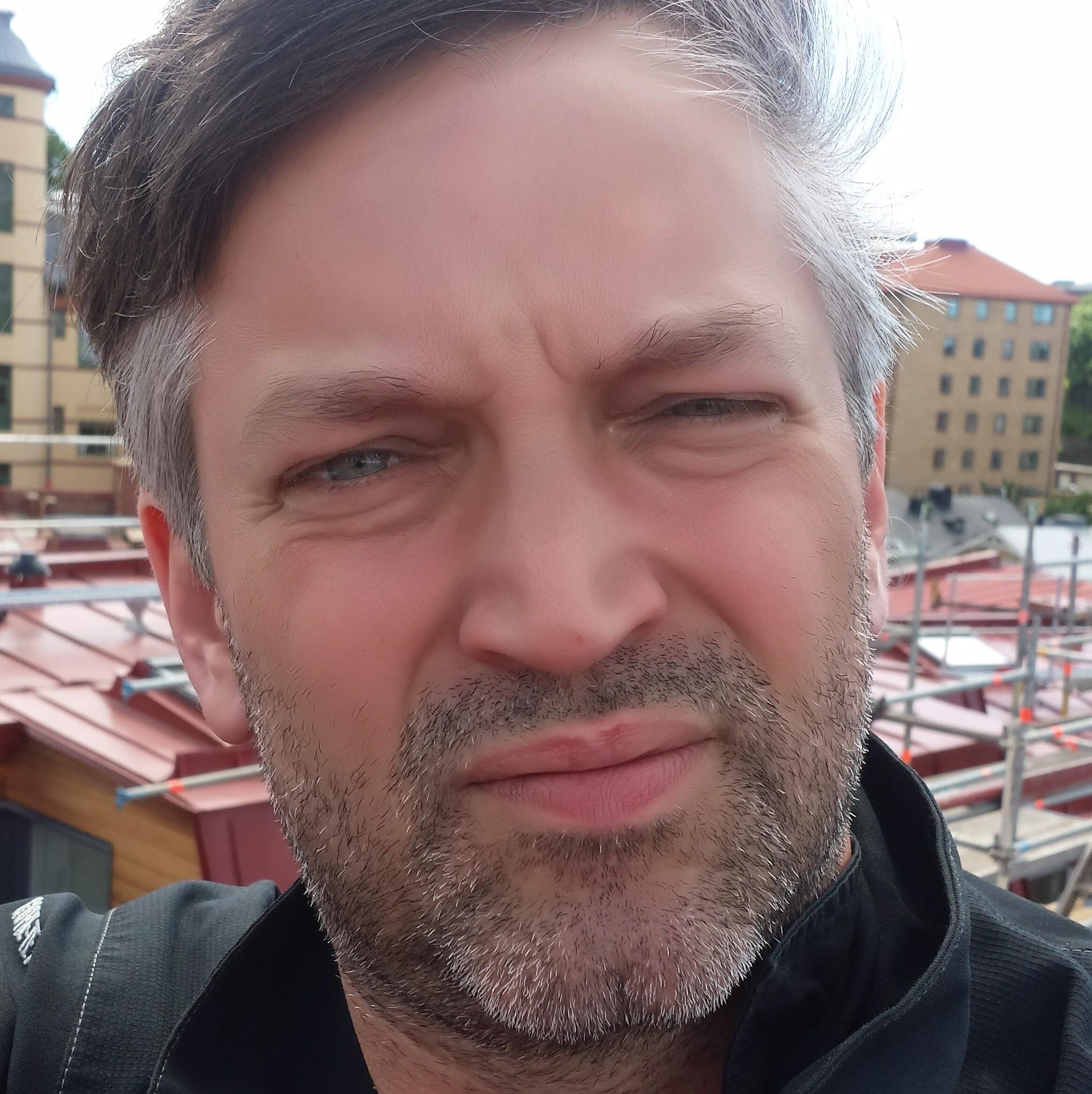 Mattias Johansson, Syncronisera Projektledning